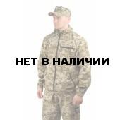 """Костюм мужской """"Турист 1"""" летний, ткань Тиси сорочечная-облегченная, камуфляж """"Цифра хаки"""""""