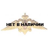 Эмблема Орел ПВ на тулью металл