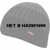 Шапка полушерстянаяmarhatter MMH 9031/2 черно/серый