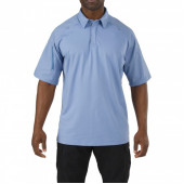 Рубашка 5.11 Rapid Performance Polo - Short Sleeve fire med blue XXL