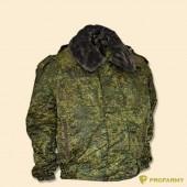 (К) Куртка зимняя П-1 пиксель оксфорд