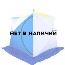 Палатка-куб зимняя СТЭК КУБ-2 (трехслойная)