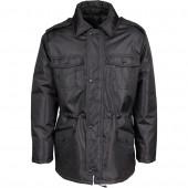 Куртка зимняя М4 черная полиэстер