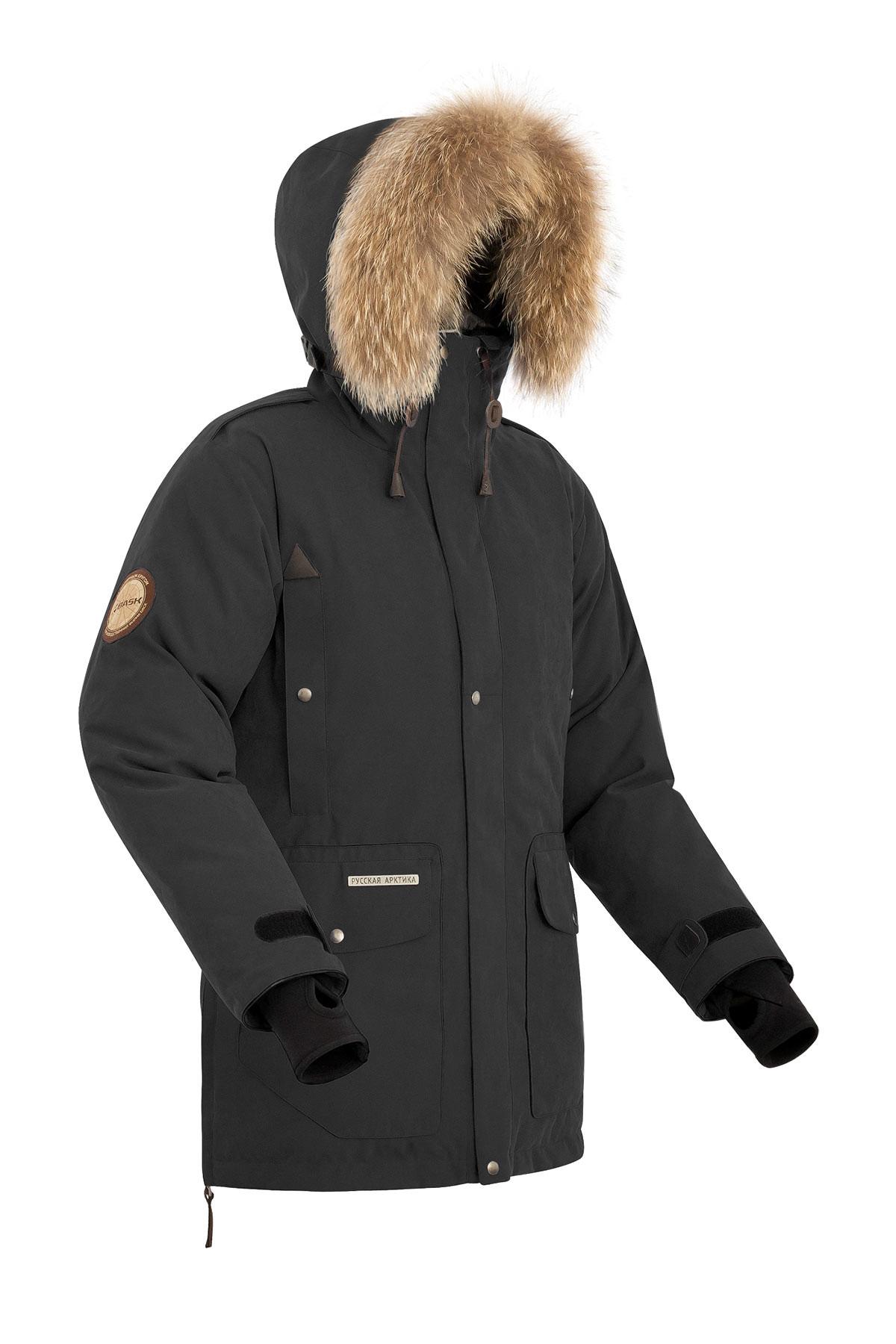 349d2b3b0ef3 Мужская пуховая куртка-парка Баск PUTORANA HARD, производитель ...