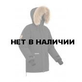 Мужская пуховая куртка-парка Баск TAIMYR черная