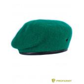 Берет бесшовный (зеленый)
