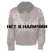 Куртка Vegas Kestane 7160 темно-коричневая