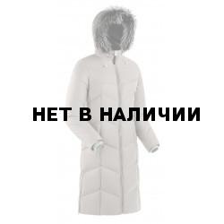 Пальто пуховое женское BASK ROUTE V3 серый свтл