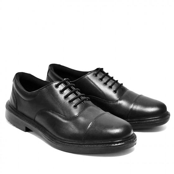 Полуботинки кожаные G21 на шнурках