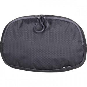 Карман на пояс рюкзака съемный серый