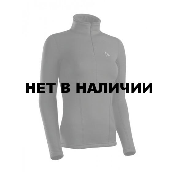 Термобелье куртка женская BASK T-SKIN LADY JACKET V2 серый тмн