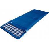 Мешок спальный Highland синий, 21232