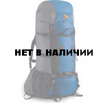 Рюкзак BASK PYTHON 120 V3 черный/серый тмн/синий