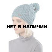 Шапка полушерстянаяmarhatter женская MWH8819/1 джинс 008