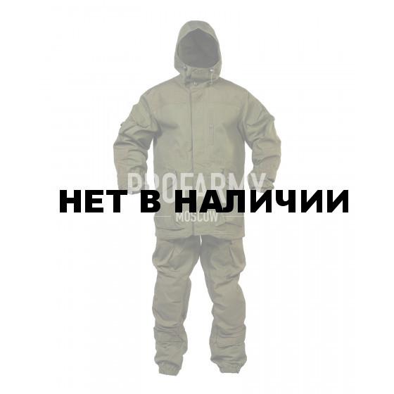 Костюм Горный-3 брезент (хаки)