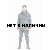"Костюм летний ""Диверсант"" цвет ""A-TACS NIGHT"" (синий мох) 35/65"