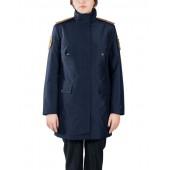 Куртка женская демисезонная МПА-59 (синий/рип-стоп)
