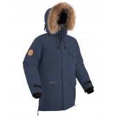 Куртка утепленная BASK VANKOREM V2 темно-синяя