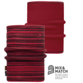 Шарф Buff Reversible Polar neckwarmer Picus Red/Red 113147.425