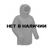 Женская пуховая куртка BASK KHAN TENGRI-W V5 черная