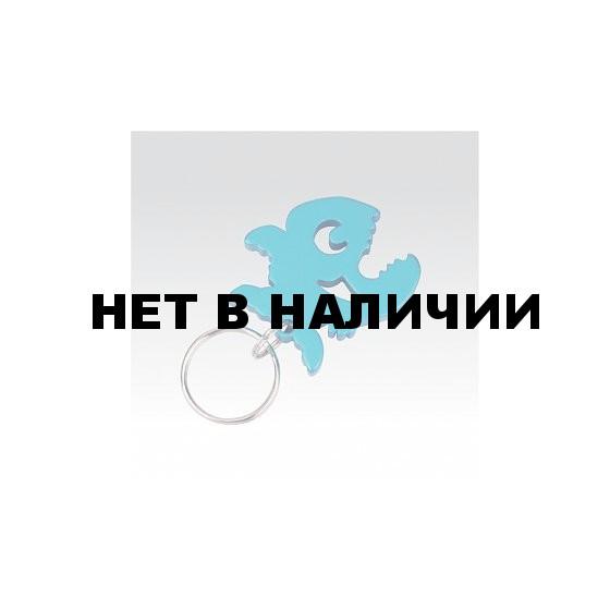 Брелок Открывалка-Пиранья (упак=10 шт), 3478