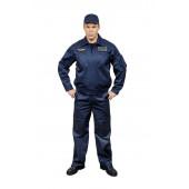 Полетный костюм Дельта 705 темно-синий грета