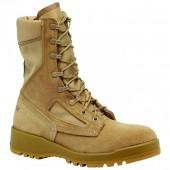 Тактические ботинки (берцы) для жаркой погоды TR 390DES Hot Weather Tan Combat Boot