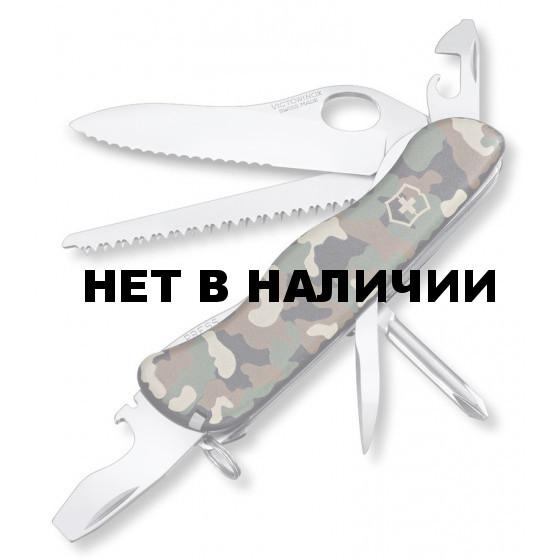 Нож перочинный Victorinox Trailmaster (0.8463.MW94) 111мм 12функций камуфляж