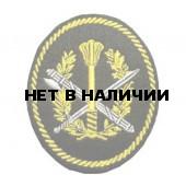 Нашивка на рукав УИС Аппарат территориальных органов пластик
