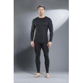 Комплект термобелья для мальчиков Guahoo: рубашка + кальсоны (21-0400 S-BK / 21-0400 P-BK)