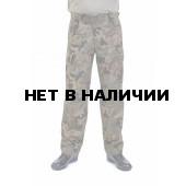 Брюки тактические ШАКАЛ, цвет WOODLAND CAMO PL, 35ХБ/65ПЭ