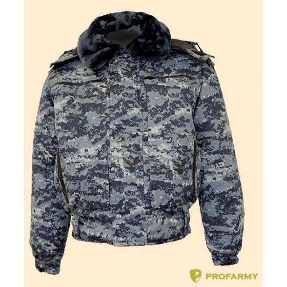 Куртка зимняя П-1 цифра МВД грета, производитель МВД Купить ... 2ff4e231926