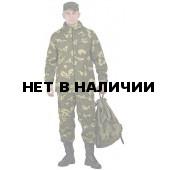 Костюм мужской Турист 1 летний, ткань Тиси сорочечная-облегченная, камуфляж Граница хаки