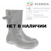 Сапоги кожаные РЕДГРЕЙ #2 СТ с МП