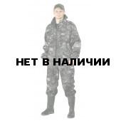 Костюм КАСКАД куртка/брюки, цвет:, камуфляж пиксель, ткань : Полофлис