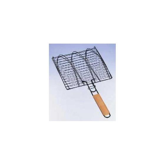 Решетка для гриля Green Glade с антиприг.покр. 7048