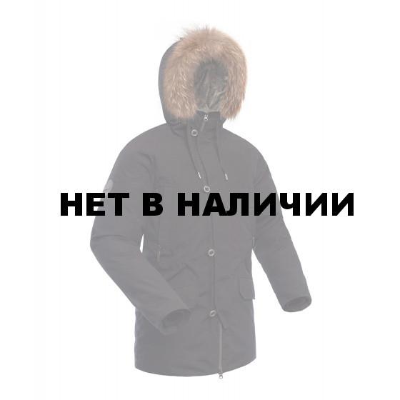 Куртка пуховая мужская BASK MERIDIAN черная