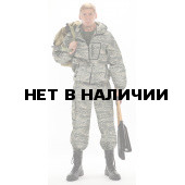 Костюм ТУРИСТ 1 куртка/брюки цвет:, камуфляж Легион серый, ткань : Грета