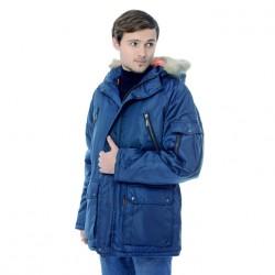 Куртка удлинённая мужская