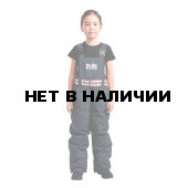 Полукомбинезон пуховый детский BASK kids NARVI синий тмн
