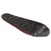 Мешок спальный Redwood -3 темно-серый, кокон, левая молния, 80х220см, 23086