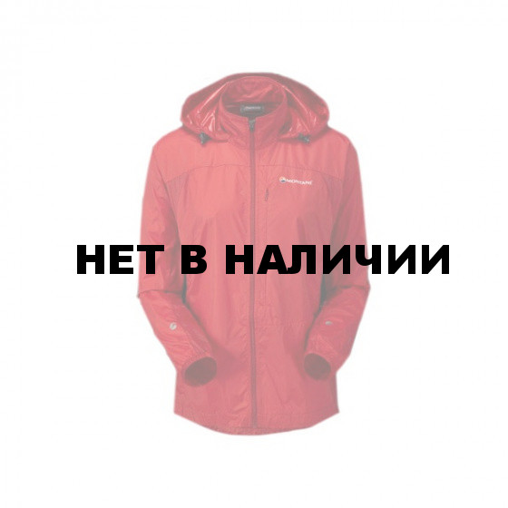 Куpтка женская LITE-SPEED JKT M 38/40 red, FLIJAREDM1