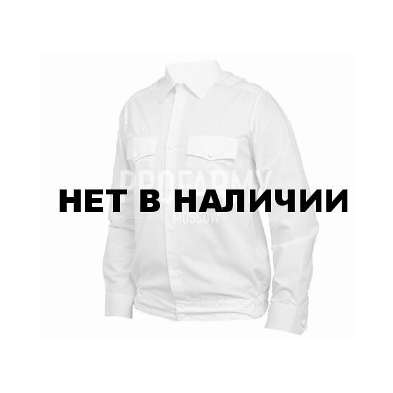 Сорочка с длинным рукавом белая