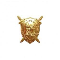 Эмблема на китель Следственный комитет 20x22 металл