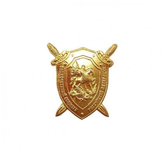 Эмблема петличная Следственный комитет металл