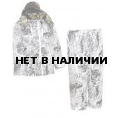 Костюм зимний маскировочный Ветки, ткань ТС (сорочка)