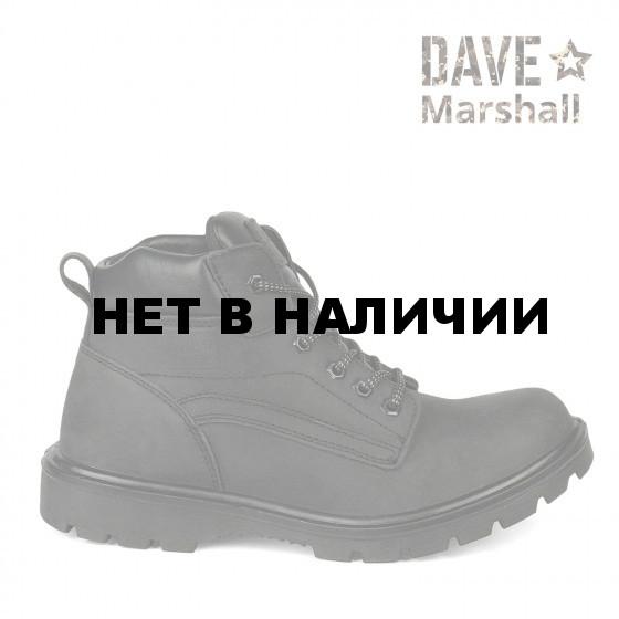 Ботинки кожаные VERNON-SH-6