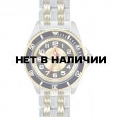"""Российские военные мужские механические наручные часы Спецназ """"Штурм"""" С8271214-1612"""