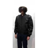 Куртка М-84 Пилот черная оксфорд