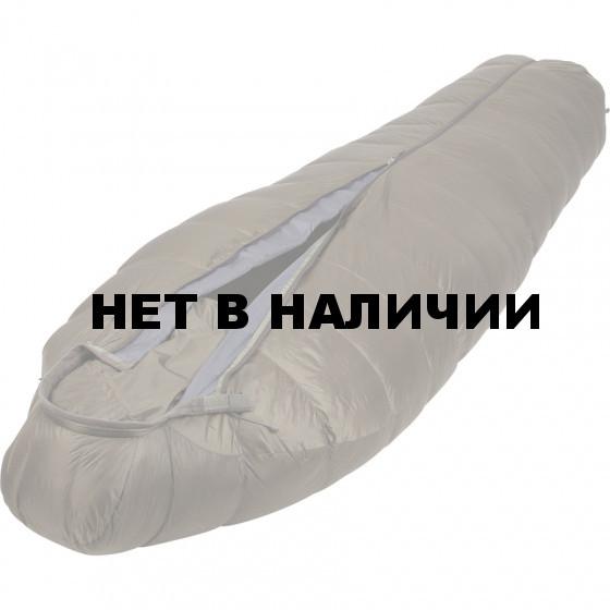 Спальный мешок пуховый Mission Light олива 190х75х53